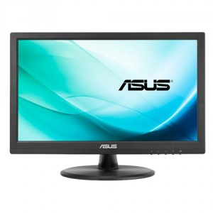 "ASUS VT168N point touch monitor 15.6"" 1366 x 768Pixeles Multi-touch Negro monitor pantalla táctil"
