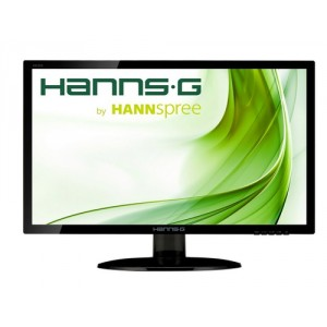 Hannspree 21.5 16:9 DVI HANNS-G HE225DPB MULTIMEDIA 1920x1080 5MS 40M:1 250CD/M2 VGA DVI COLOR NEGRO