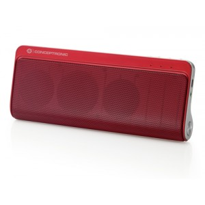 Conceptronic BLUETOOTH ALTA CALIDAD STEREO COLOR ROJO
