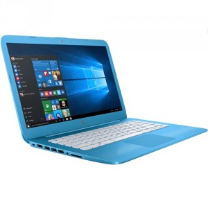 HP STREAM 14-AX000NS INTEL CELERON N3060 14 2GB 32GB NO-DVD BLUETOOTH HDMI W10 COLOR AZUL AQUA