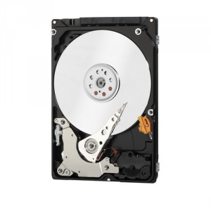 "Western Digital WD Blue WD3200LPCX - Disco duro - 320 GB - interno - 2.5"" - SATA 6Gb - 5400 rpm - búfer: 16 MB"