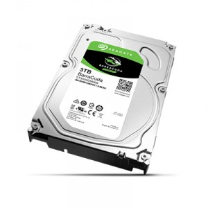 "Seagate Barracuda ST500DM009 - Disco duro - 500 GB - interno - 3.5"" - SATA 6Gb - 7200 rpm - búfer: 32 MB"