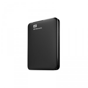 Western Digital WD Elements Portable disco duro externo 2000 GB Negro