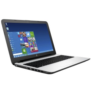 "Hpc HP 15-YA512NS I3-5005 4GB 128GB SSD 15.6"" WIN 10 WHITE + CTK002"