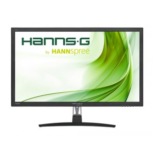 "Hannspree Hanns.G HQ 272 PPB 27"" Wide Quad HD TFT Negro pantalla para PC"