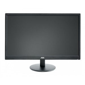"AOC E2270SWHN 21.5"" Full HD Mate Negro pantalla para PC LED display"