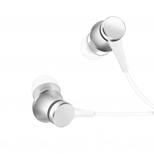 Xiaomi XIOAMI MI IN-EAR HEADPHONES BASIC SILVER