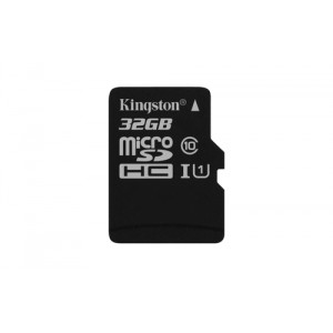 Kingston Technology Canvas Select 32GB MicroSD UHS-I Clase 10 memoria flash