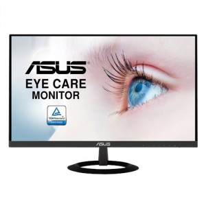 "ASUS VZ249HE 23.8"" Full HD IPS Mate Negro Plana pantalla para PC"