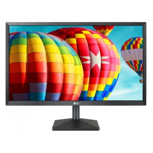 "LG 24MK430H-B 24"" Full HD LED Negro pantalla para PC LED display"