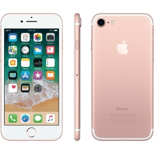 Apple iPhone 7 ROSE GOLD 32GB CPO ISO CERTIFICADO