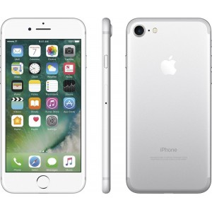 Apple iPhone 7 SILVER 32GB CPO ISO CERTIFICADO