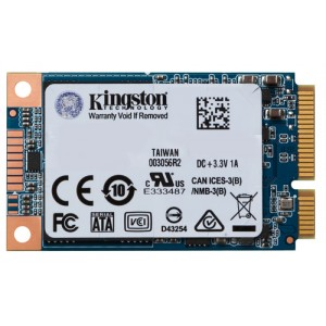 Kingston Technology UV500 SSD 240GB mSATA 240GB mSATA Serial ATA III