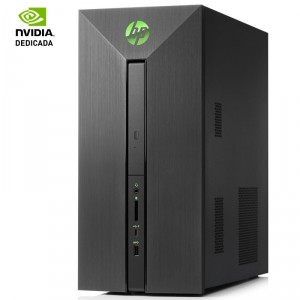Hpc HP 580-105NS GAMING I7-8700 8GB 1TB GTX1050 2GB NEGRO W10