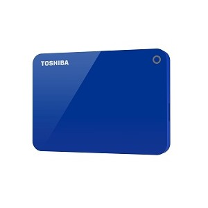 Toshiba Canvio Advance 1000GB Azul disco duro externo
