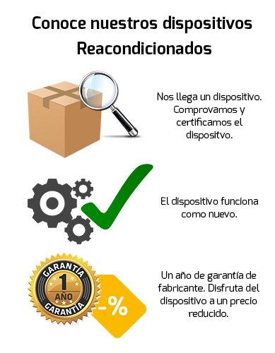 Comprar Reacondicionado